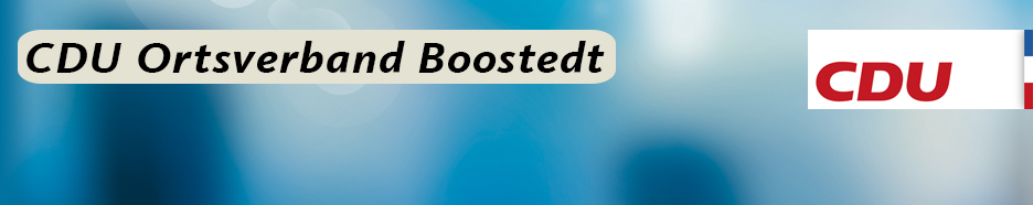 CDU Ortsverband Boostedt